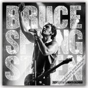 Bruce Springsteen 2020 - 18-Monatskalender