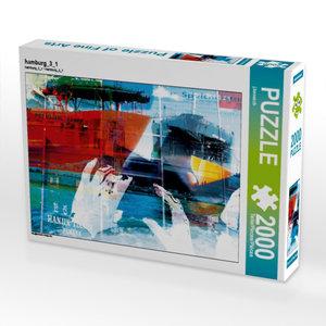 hamburg_3_1 2000 Teile Puzzle quer