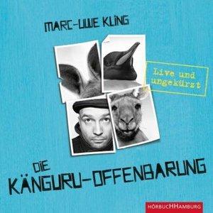 Die Känguru-Offenbarung (Live Und Ungekürzt)