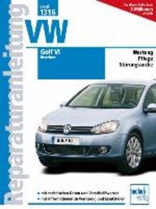 VW Golf VI - Benziner