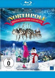 Northpole - Weihnachten steht vor der Tür, 1 Blu-ray