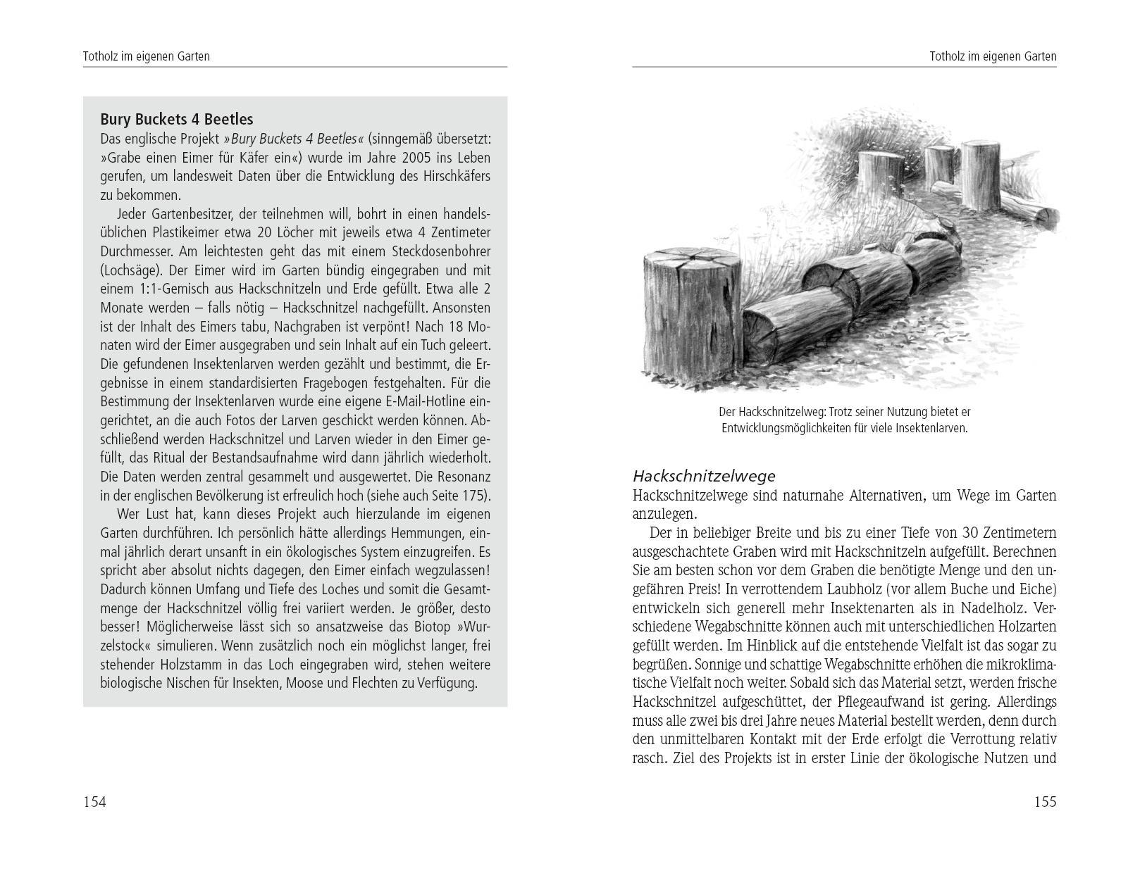 Lebensraum Totholz - zum Schließen ins Bild klicken