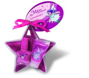 Maluna Mondschein Beauty-Stern mit Lipgloss und Nagellack