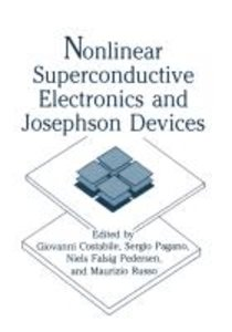 Nonlinear Superconductive Electronics and Josephson Devices