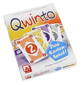 Qwinto Kartenspiel