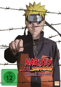 Naruto Shippuden - The Movie 5 - Blood Prison (2011)