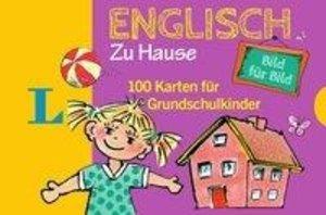 Langenscheidt Englisch Bild für Bild zu Hause - für Sprachanfäng