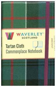 Colquhoun Ancient: Waverley Genuine Tartan Cloth Commonplace Poc