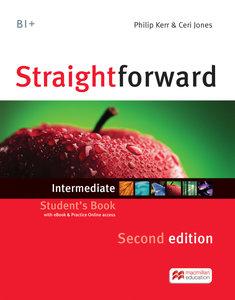 Straightforward Intermediate. Student\'s Book, Workbook, Audio-C