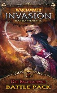Asmodee FFGD2105 - Warhammer Invasion: Der Racheschwur, Battle P