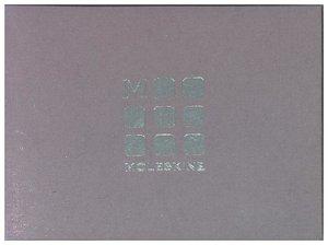 Moleskine Brieftasche Lineage, Leder, klein, taupe