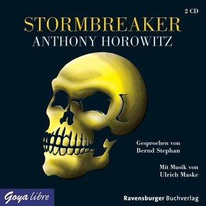 Alex Rider 01. Stormbreaker. CD