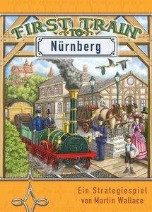 Argentum 0011 - First Train to Nürnberg