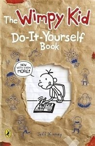 Diary of a Wimpy Kid. Do-it-yourself Book