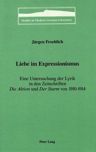 Liebe im Expressionismus