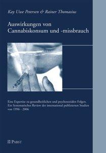 Auswirkungen von Cannabiskonsum und -missbrauch