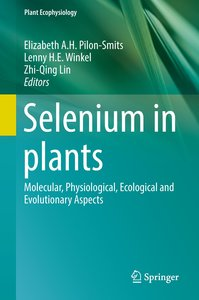 Selenium in plants