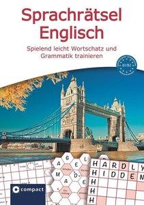 Compact Sprachrätsel Englisch - Niveau B1 & B2
