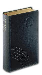 Evangelisches Gesangbuch Taschenausgabe (2054). Leder Schwarz