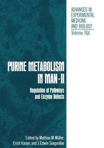 Purine Metabolism in Man-II