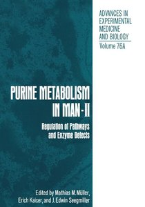 Purine Metabolism in Man-II