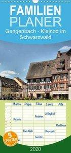 Gengenbach - romantisches Kleinod im Schwarzwald - Familienplane
