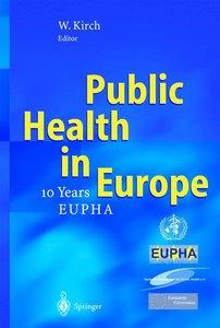Public Health in Europe