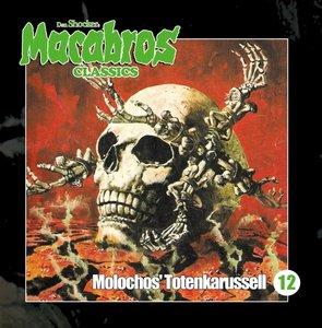 Macabros Classics - Molochos\' Totenkarussel, 1 Audio-CD