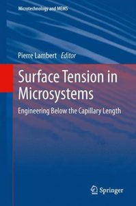 Surface Tension in Microsystems