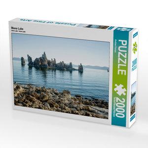 CALVENDO Puzzle Mono Lake 2000 Teile Lege-Größe 90 x 67 cm Foto-