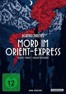 Mord im Orient-Express, 1 DVD
