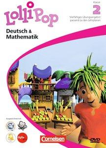 LolliPop Multimedia - Deutsch/Mathematik 2. Schuljahr