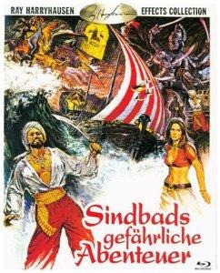 Sindbads gefährliche Abenteuer, 1 Blu-ray