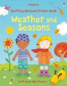 Getting Dressed Sticker Book: Weather & Seasons