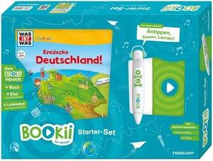 Bookii Starterset WAS IST WAS Junior Entdecke Deutschland! Buch