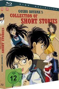 Gosho Aoyama\'s Collection of Short Stories, 1 Blu-ray