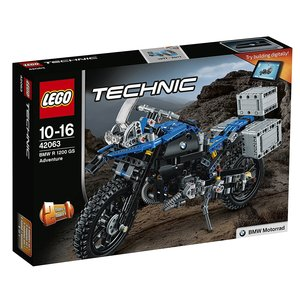 LEGO Technic 42063 - BMW R1200GS Adventure