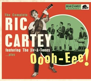 Oooh-Eee - The Complete Ric Cartey Featuring The Jiv-A-Tones, pl