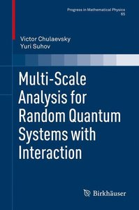 Multi-Scale Analysis for Random Quantum Systems with Interaction