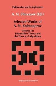 Selected Works of A. N. Kolmogorov