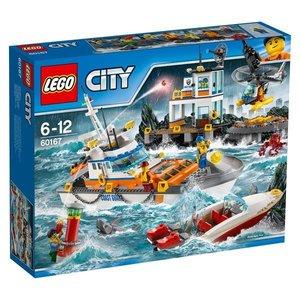 LEGO® City 60167 - Küstenwachzentrum, Küstenwache