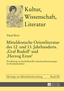 Mitteldeutsche Orientliteratur des 12. und 13. Jahrhunderts. «Gr
