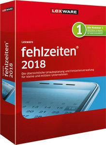 Lexware Fehlzeiten 2017, CD-ROM