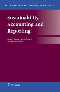 Sustainability Accounting and Reporting