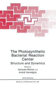 The Photosynthetic Bacterial Reaction Center