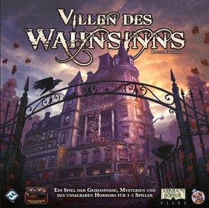 Heidelberger FFGB1013 - Villen des Wahnsinns, 2. Edition, Neuauf