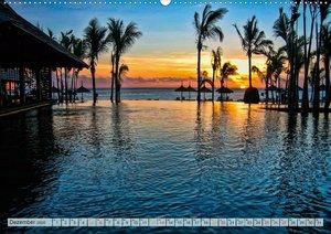 Mauritius - Insel im Indischen Ozean (Wandkalender 2020 DIN A2 q