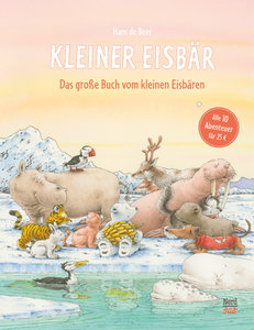 Das große Buch vom Kleinen Eisbären