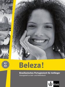 Beleza!. Lösungsheft