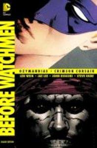 Before Watchmen 04: Ozymandias / Crimson Corsair